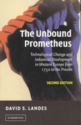 The Unbound Prometheus 2nd Edition 9780521534024 052153402X