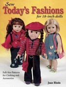 Sew Today's Fashions for 18-Inch Dolls 0 9780873497725 0873497724
