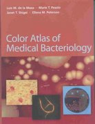 Color Atlas of Medical Bacteriology 0 9781555812065 1555812066