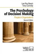 The Psychology of Decision Making 2nd edition 9781412904391 1412904390