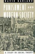 Punishment and Modern Society 1st edition 9780226283821 0226283828