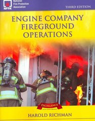 Engine Company Fireground Operations 3rd edition 9780763744953 0763744956