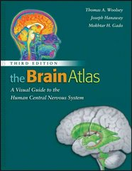 The Brain Atlas 3rd Edition 9780470084762 0470084766