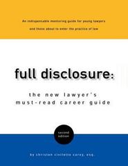 Full Disclosure 2nd edition 9780970597007 0970597002