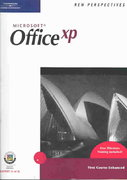 New Perspectives on Microsoft Office XP, First Course, Enhanced 2nd edition 9780619185930 0619185937