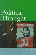 Political Thought 1st Edition 9780192892782 0192892789