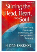 Stirring the Head, Heart, and Soul 3rd Edition 9781412925228 1412925223