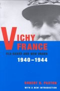 Vichy France 2nd edition 9780231124690 0231124694
