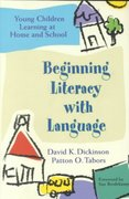 Beginning Literacy with Language 1st edition 9781557664792 155766479X