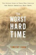 The Worst Hard Time 1st Edition 9780618346974 061834697X