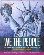 We the People 3rd edition 9780393976298 0393976297