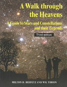 A Walk Through the Heavens 3rd edition 9780521544153 0521544157