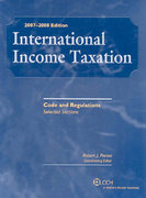 International Income Taxation 0 9780808016731 0808016733