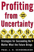 Profiting from Uncertainty 0 9780743223287 0743223284