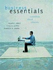 Business Essentials 3rd Edition 9780130432643 0130432644