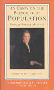 An Essay on the Principle of Population 2nd edition 9780393924107 0393924106
