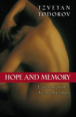 Hope and Memory 0 9780691096582 0691096589