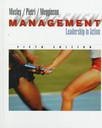 Management 5th edition 9780673992642 0673992640