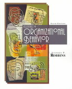 Outlines and Highlights for Essentials of Organizational Behavior by Robbins 6th Edition 9780130835727 0130835722