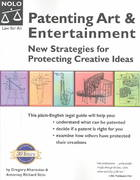 Patenting Art and Entertainment 0 9781413300321 1413300324
