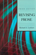 Revising Prose 3rd Edition 9780023674457 0023674458