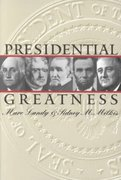 Presidential Greatness 0 9780700611492 0700611495