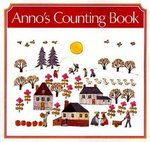 Anno's Counting Book 0 9780690012873 069001287X