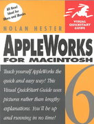 AppleWorks 6 for Macintosh 1st edition 9780201702828 0201702827