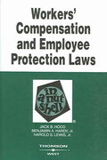 Workers' Compensation and Employee Protection Laws in a Nutshell 4th edition 9780314153111 031415311X