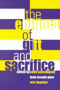 The Enigma of Gift and Sacrifice 2nd edition 9780823221660 0823221660