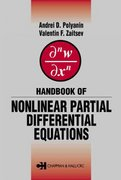 Handbook of Nonlinear Partial Differential Equations 1st edition 9781584883555 1584883553