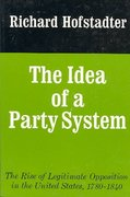 The Idea of a Party System 1st Edition 9780520017542 0520017544