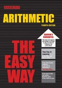 Arithmetic the Easy Way 4th edition 9780764129131 0764129139