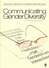 Gender in Communication 2nd Edition 9781483309927 1483309924