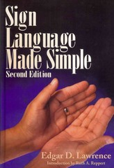 Sign Language Made Simple 2nd Edition 9780882435008 0882435000