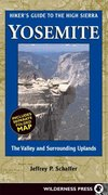 Hiker's Guide to the High Sierra Yosemite 7th edition 9780899974200 0899974201