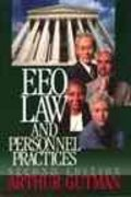 EEO Law and Personnel Practices 2nd edition 9780761918950 0761918957