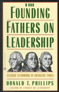 Founding Fathers on Leadership 0 9780446674256 0446674257