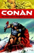 Conan Volume 1: The Frost-Giant's Daughter and Other Stories 0 9781593073015 1593073011