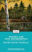Walden and Civil Disobedience 0 9780743487726 0743487729