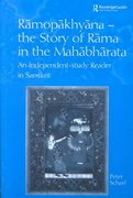 Ramopakhyana - The Story of Rama in the Mahabharata 0 9780700713912 0700713913