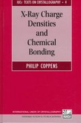 X-Ray Charge Densities and Chemical Bonding 1st edition 9780195098235 0195098234