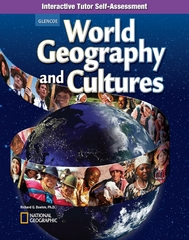 World Geography and Cultures, Interactive Tutor Self-Assessment 1st edition 9780078785733 0078785731
