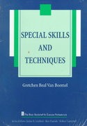 Special Skills and Techniques 1st Edition 9781556423499 1556423497