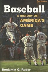 Baseball, 3rd Ed. 3rd Edition 9780252075506 0252075501