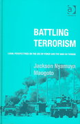 Battling Terrorism 1st Edition 9781317175995 1317175999