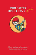 Children's Miscellany Too 0 9780811856393 0811856399