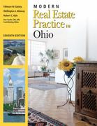 Modern Real Estate Practice in Ohio 7th edition 9781427767233 1427767238