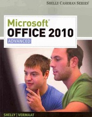 Microsoft Office 2010 1st Edition 9781133169161 1133169163