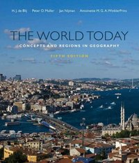 The World Today 5th edition 9780470646380 0470646381